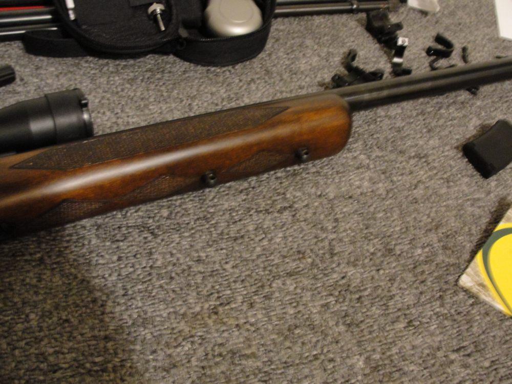 Winchester Wildcat II Varmint  22 first Impressions (Toz-78) | Garp