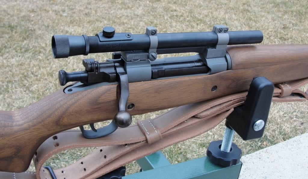 Gibbs Rifles Springfield 1903-A4 Sniper rifle review | Garp
